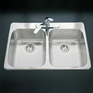 kitchen sinks installation and repair - Kitchen Sinks Installation